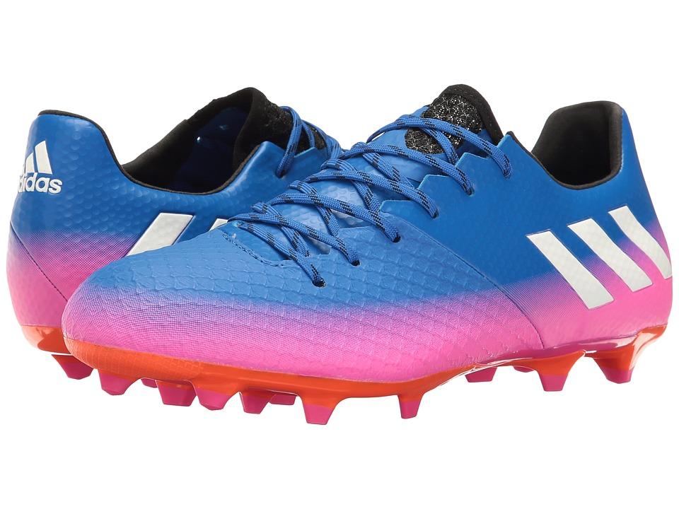 adidas Messi 16.2 FG (Blue/Footwear White/Orange) Men