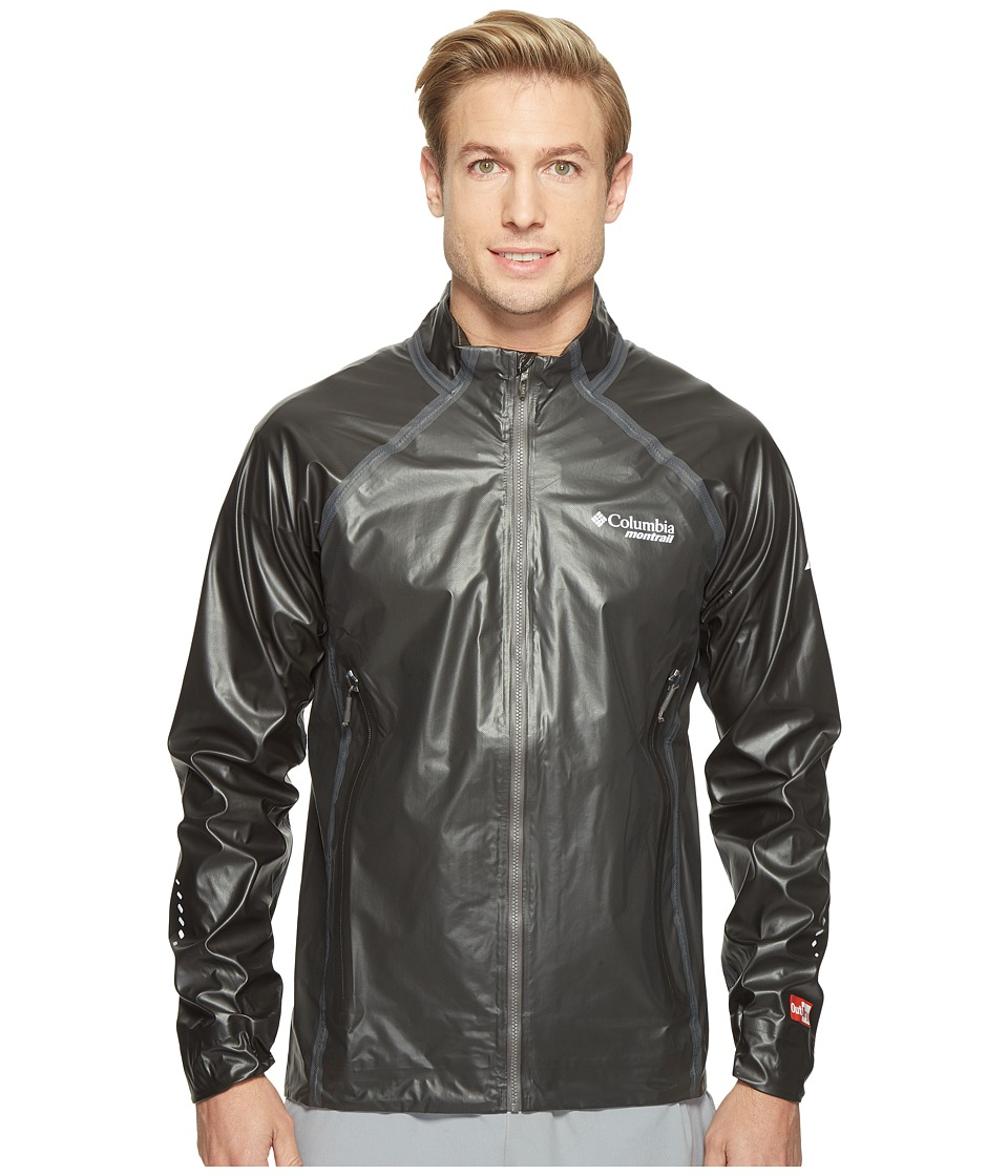 Columbia Outdry Ex Hybrid Training Jacket (Black) Men