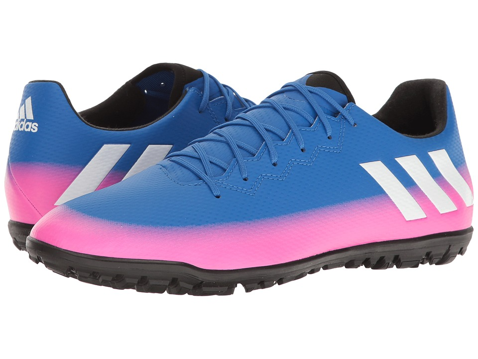 adidas Messi 16.3 TF (Blue/Footwear White/Solar Orange) Men