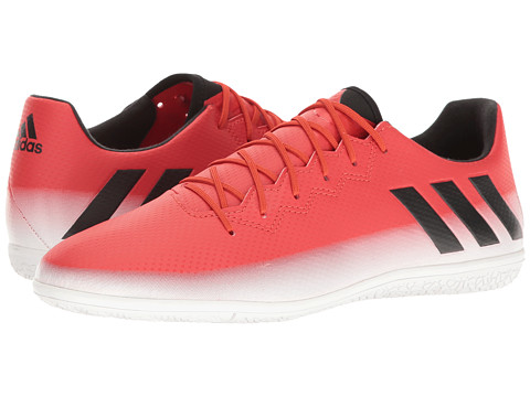adidas Messi 16.3 IN - Red/Core Black/Footwear White