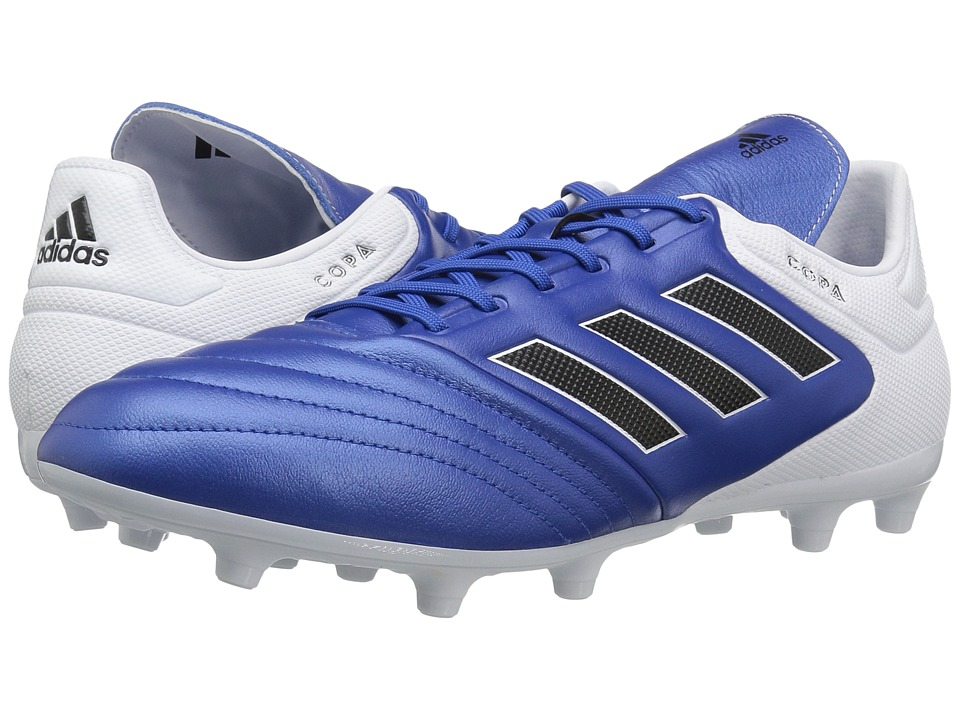 adidas - Copa 17.3 FG (Blue/Core Black/Footwear White) Mens Soccer Shoes