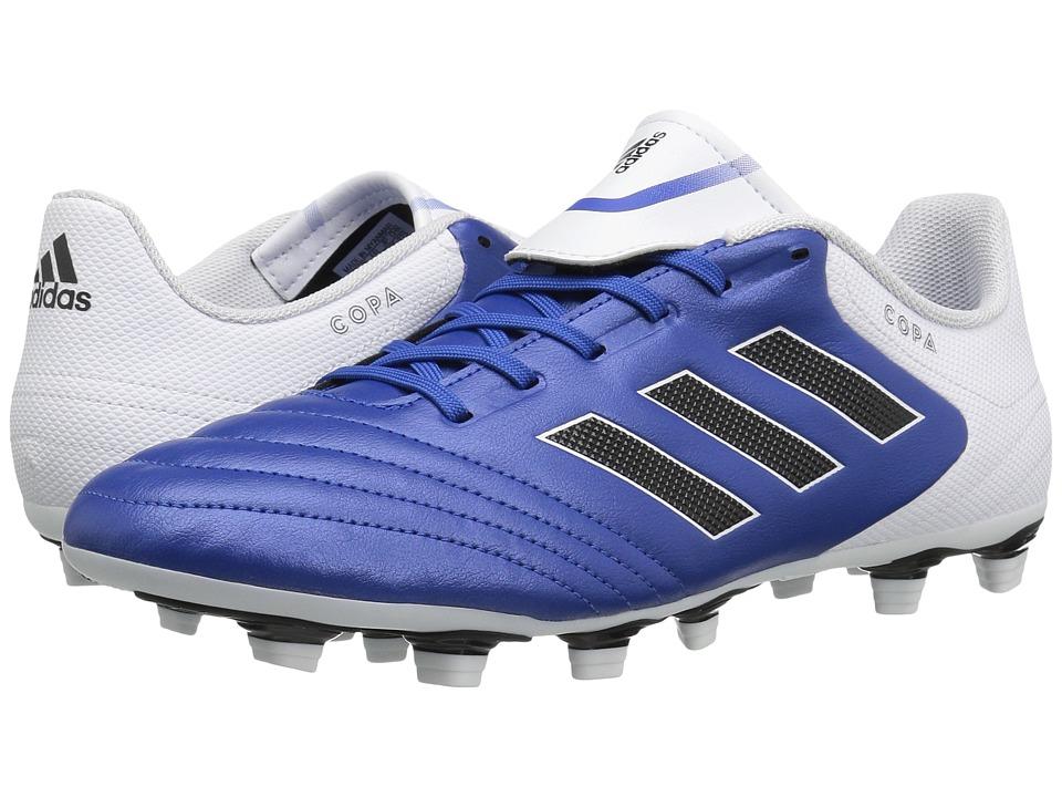 adidas Copa 17.4 FxG (Blue/Footwear White/Black) Men