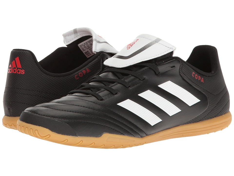 adidas Copa 17.4 IN (Core Black/Footwear White) Men