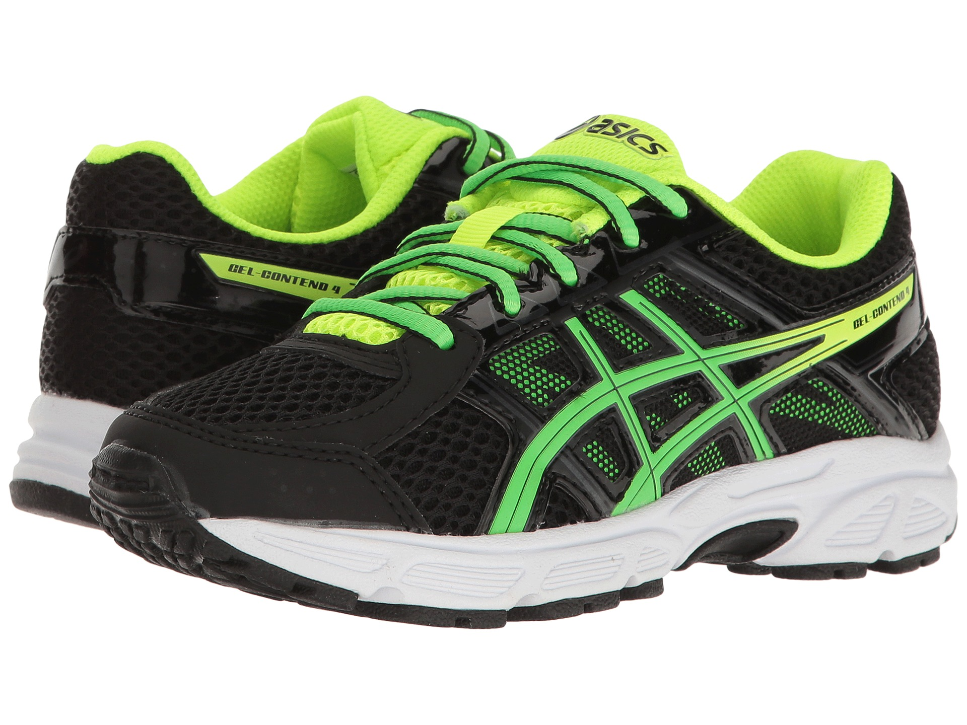 Kids Breathable Shoes Green