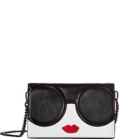 Alice + Olivia - Stace Face Long Wallet Crossbody