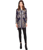 Versace Collection - Long Sleeve Printed Tunic