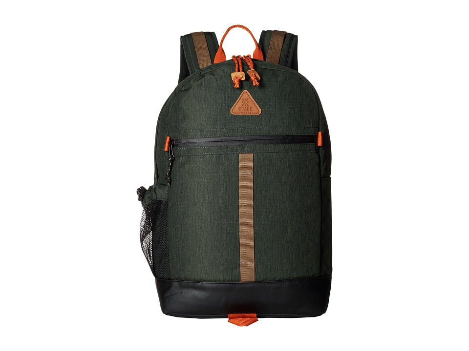 Roark - Corvas Day Pack (Green) Day Pack Bags