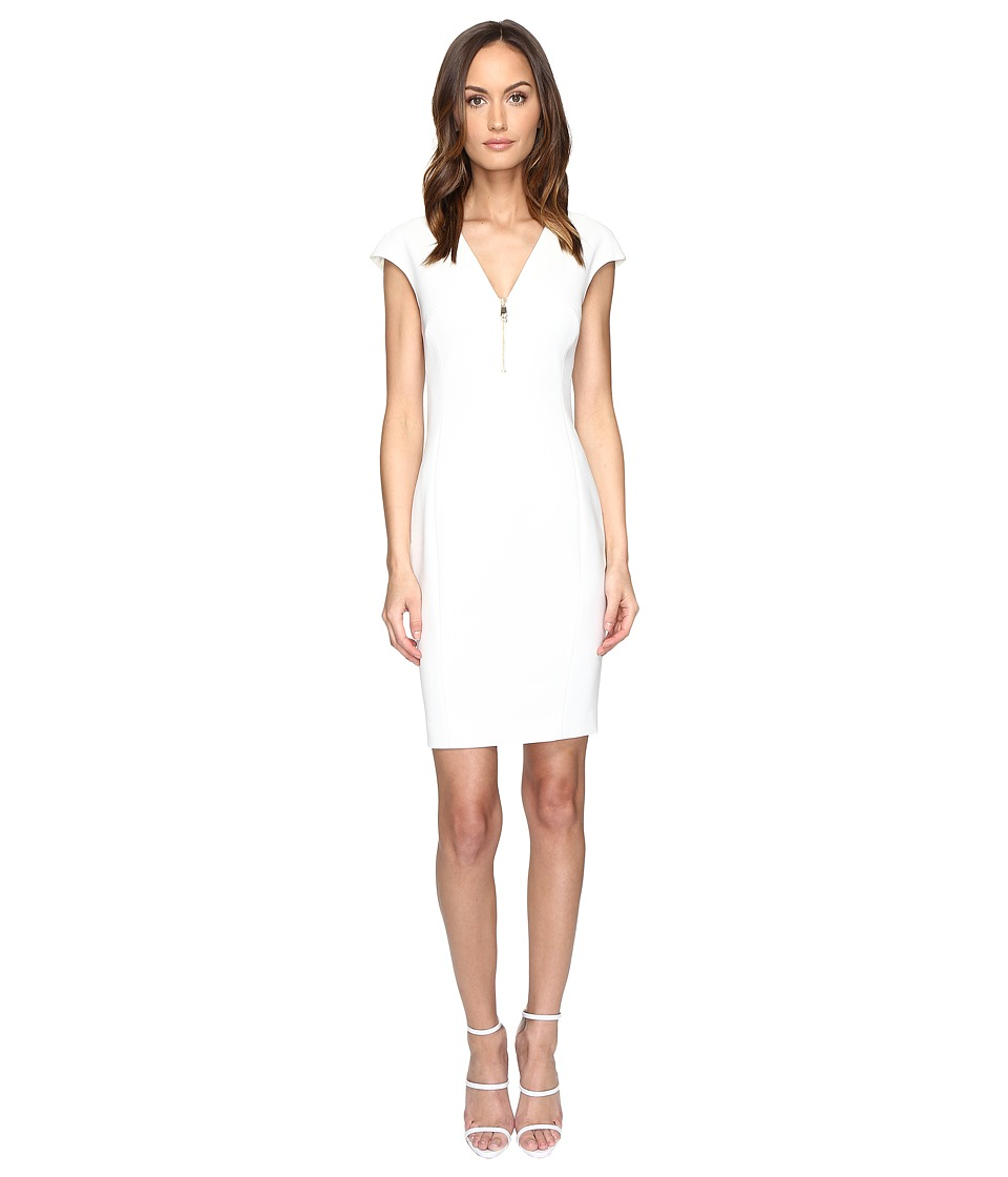 Versace Collection Woven Dress (Calce) Women