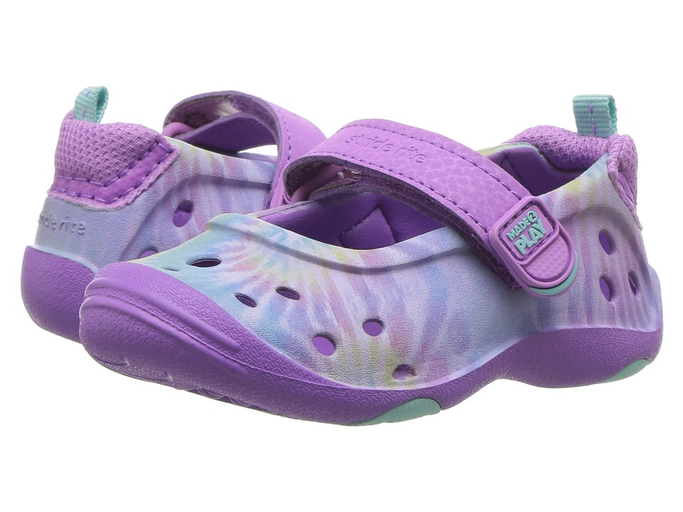 Stride Rite - Made 2 Play Phibian MJ (Toddler/Little Kid) (Rainbow) Girls Shoes