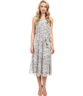 Christin Michaels - Turin Maxi w/ Belt Tie