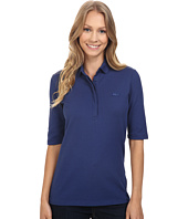 Lacoste - Half Sleeve Slim Fit Stretch Pique Polo Shirt