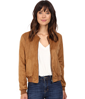 Jack by BB Dakota - Finley Soft Faux Suede Bomber