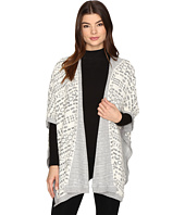 Jack by BB Dakota - Archibald Jacquard French Terry Hooded Poncho