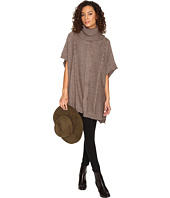 Jack by BB Dakota - Keandre Marled Cable-Knit Poncho