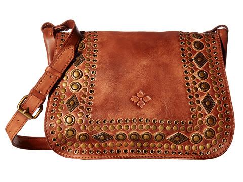 Patricia Nash Positano Square Saddle Bag