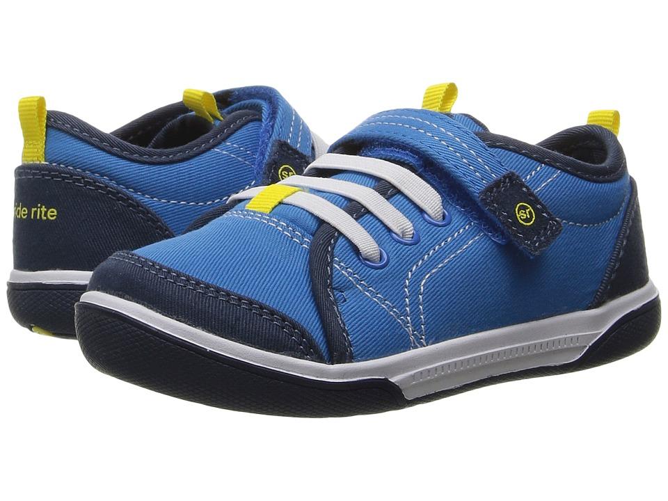 Stride Rite Dakota (Toddler) (Blue) Boy's Shoes