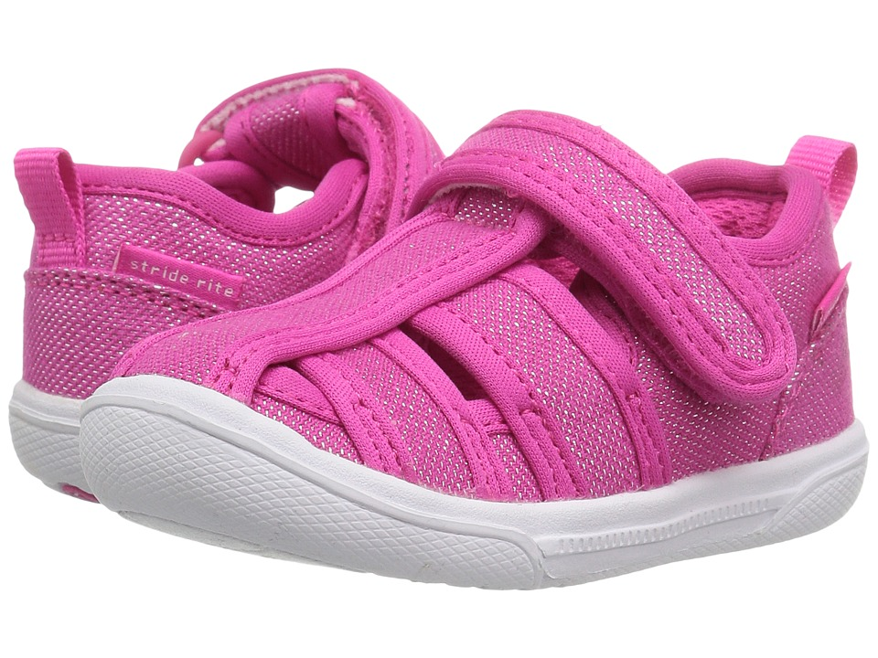 Stride Rite Sawyer (Toddler) (Pink) Girl's Shoes
