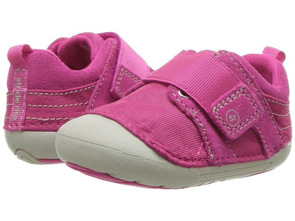 Stride Rite SM Cameron (Infant/Toddler) (Pink) Girl's Shoes