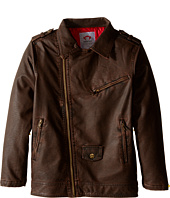 Appaman Kids - Midtown Moto Jacket (Toddler/Little Kids/Big Kids)