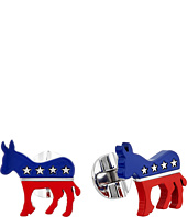 Cufflinks Inc. - Stainless Steel Democratic Donkey Cufflinks