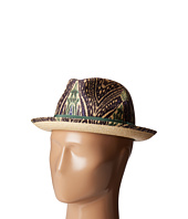 Etro - Printed Panama Hat