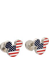 Cufflinks Inc. - Stars and Stripes Mickey Mouse Cufflinks