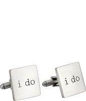 Cufflinks Inc. - Wedding Series I Do Cufflinks