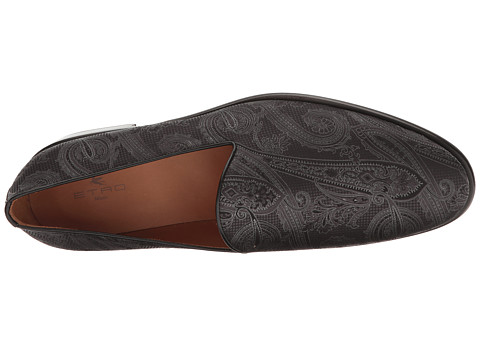 ETRO Evening Paisley Slipper