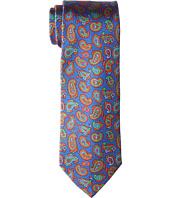 Etro - 8cm Multicolor Floating Paisley Necktie