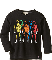 Appaman Kids - Long Sleeve Astro Tee (Toddler/Little Kids/Big Kids)