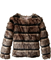 Appaman Kids - Faux Fur Coat (Toddler/Little Kids/Big Kids)