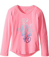Under Armour Kids - Do All Things with Heart Long Sleeve (Little Kids)