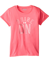 Under Armour Kids - Shine On Short Sleeve (Little Kids)
