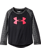 Under Armour Kids - Chain Grid Raglan Long Sleeve (Little Kids)