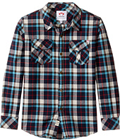Appaman Kids - Flannel Shirt (Toddler/Little Kids/Big Kids)