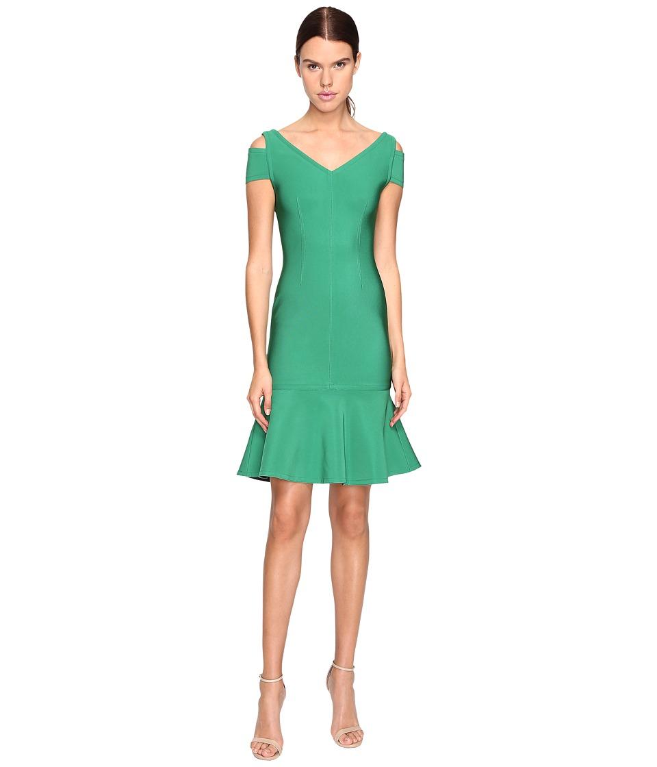YIGAL AZROU  L - Peplum Dress