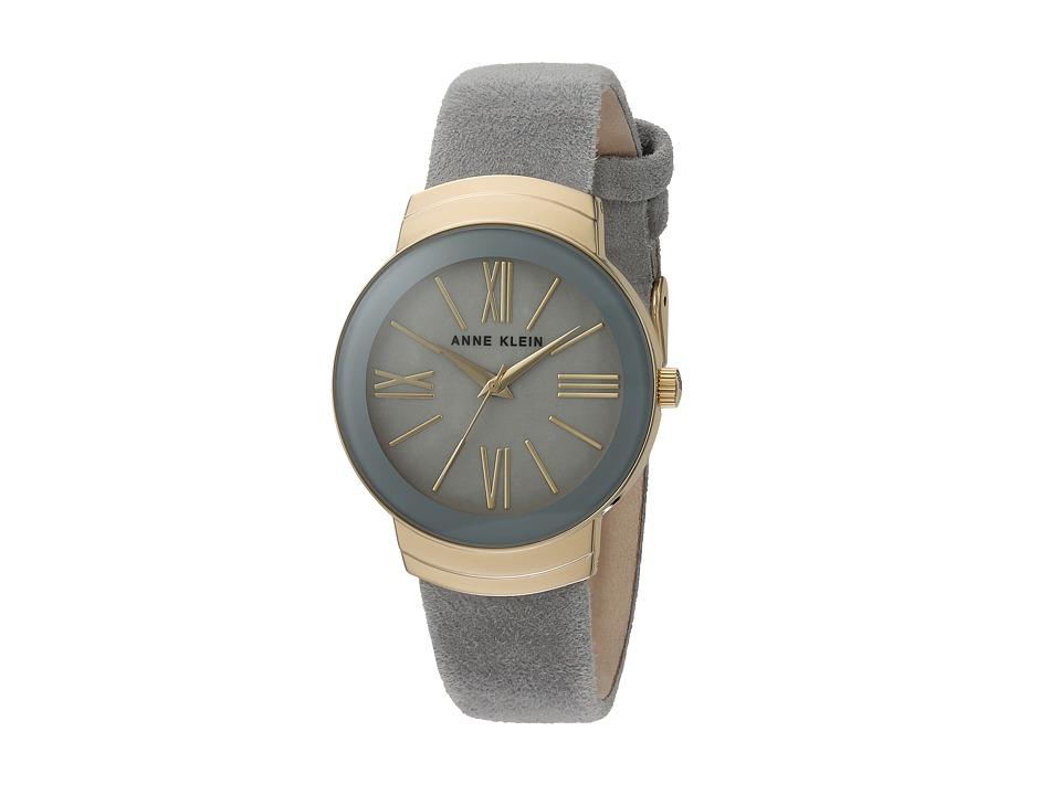 Anne Klein - AK-2614GMGY (Grey) Watches