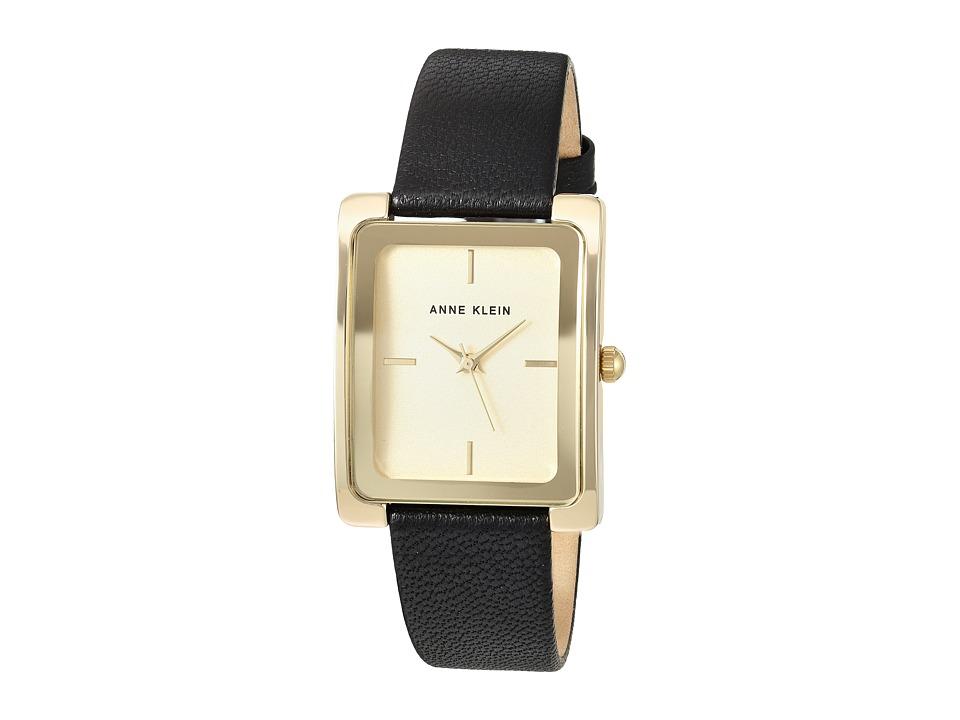 Anne Klein - AK-2706CHBK (Black) Watches