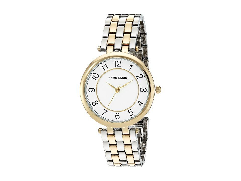 Anne Klein - AK-2701WTTT (Two-Tone) Watches