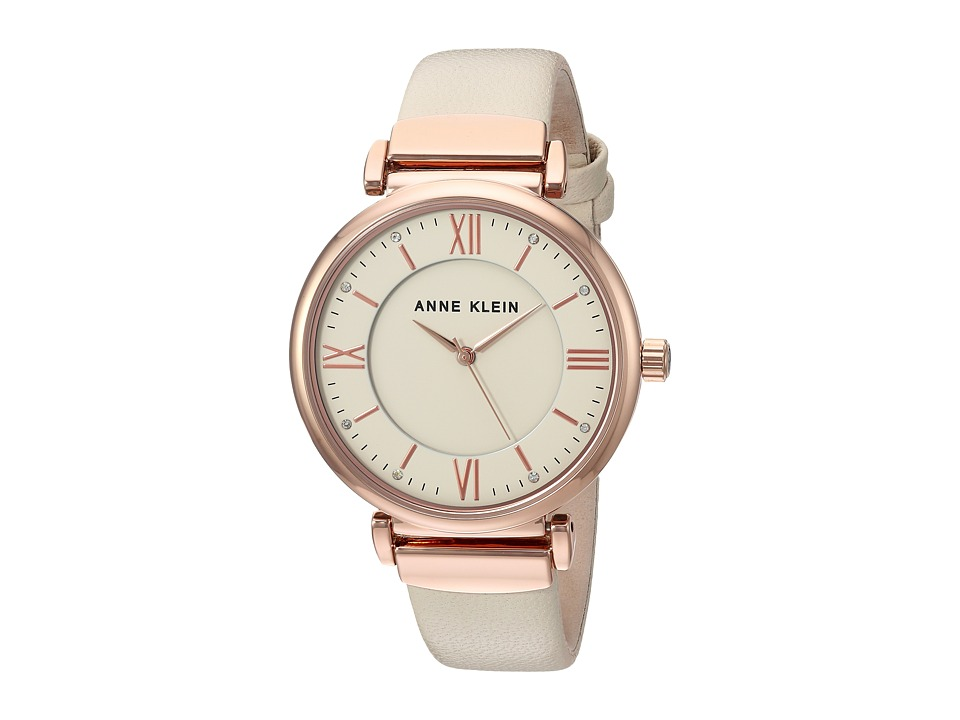Anne Klein - AK-2666RGIV (Ivory) Watches