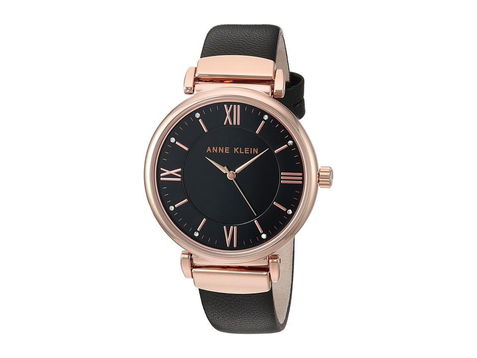 Anne Klein - AK-2666RGBK (Black) Watches