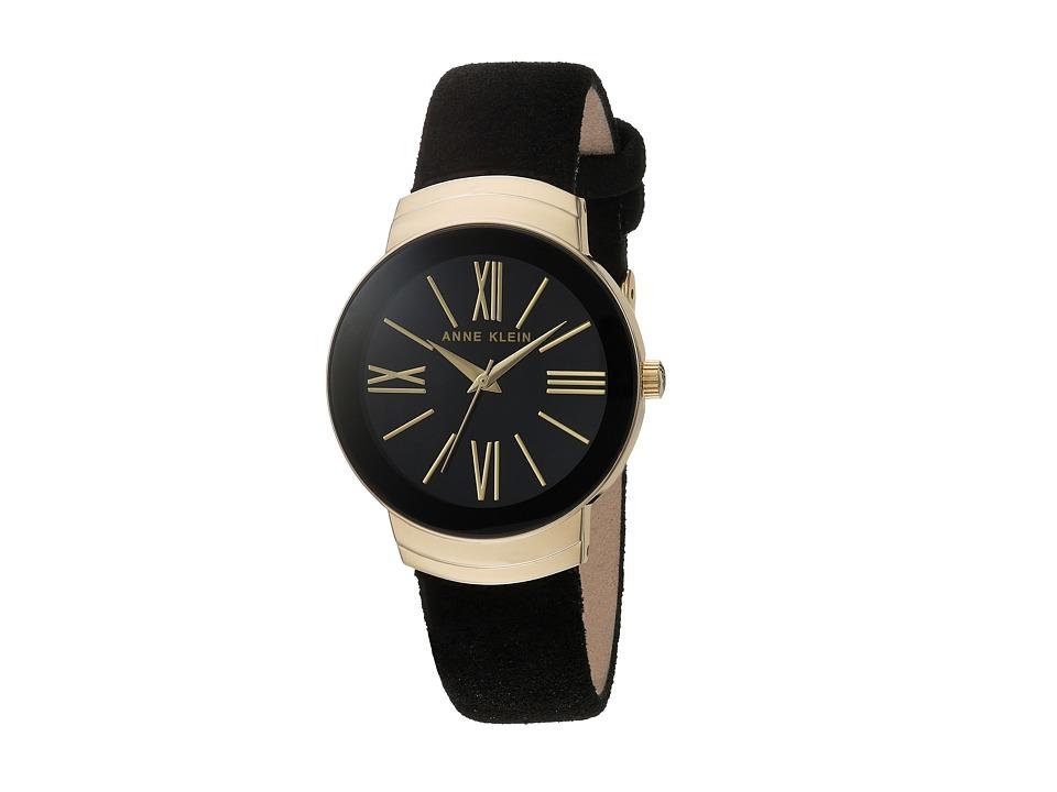 Anne Klein - AK-2614BKBK (Black) Watches