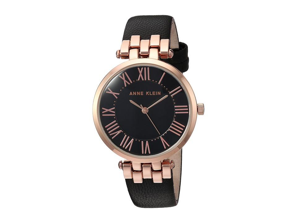 Anne Klein - AK-2618RGBK (Black) Watches