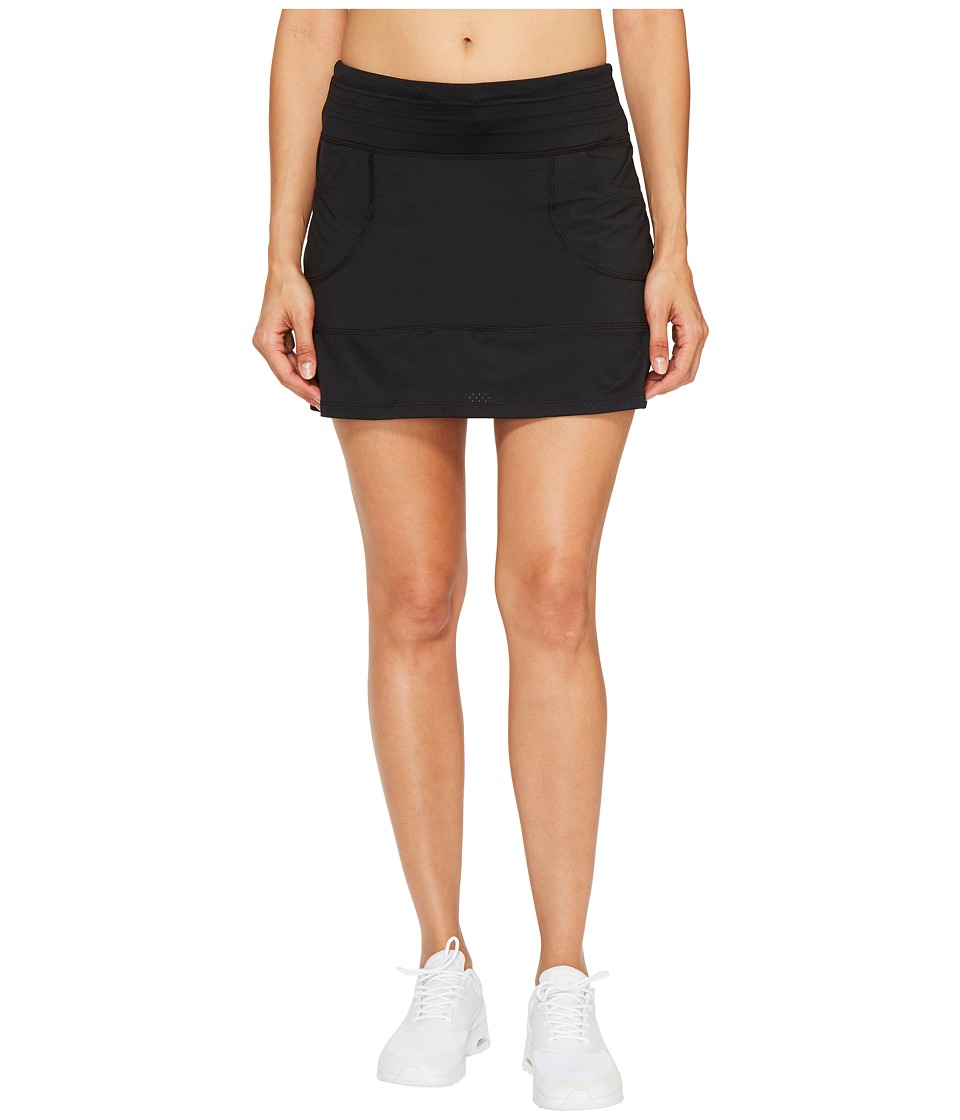 Skirt Sports Mod Quad Skirt (Black) Women