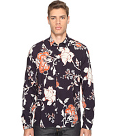 McQ - Sheehan Floral Button Up