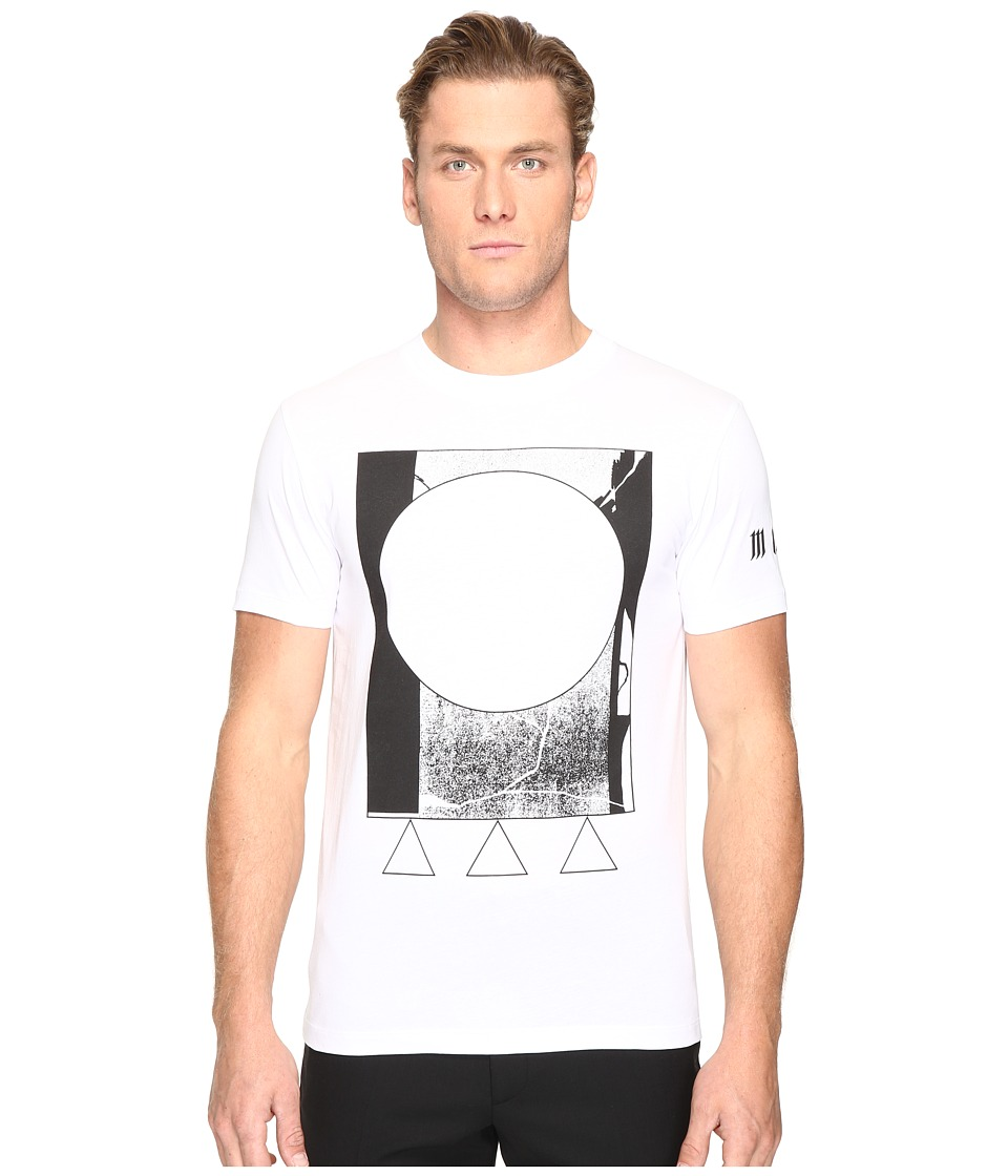 McQ - Abstract Short Sleeve T