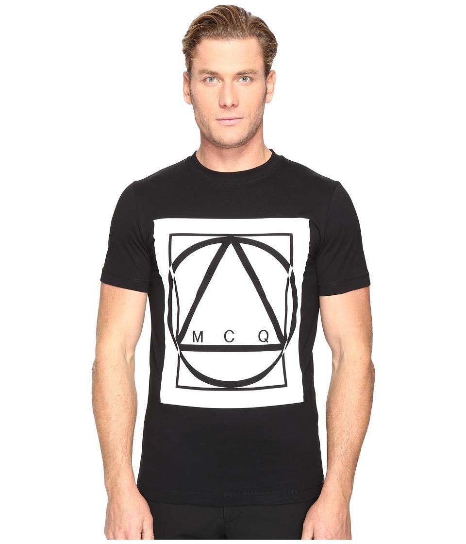 McQ - Graphic Logo Short Sleeve T-Shirt