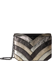Just Cavalli - Colored Laminated Leather Over the Shoulder Bag