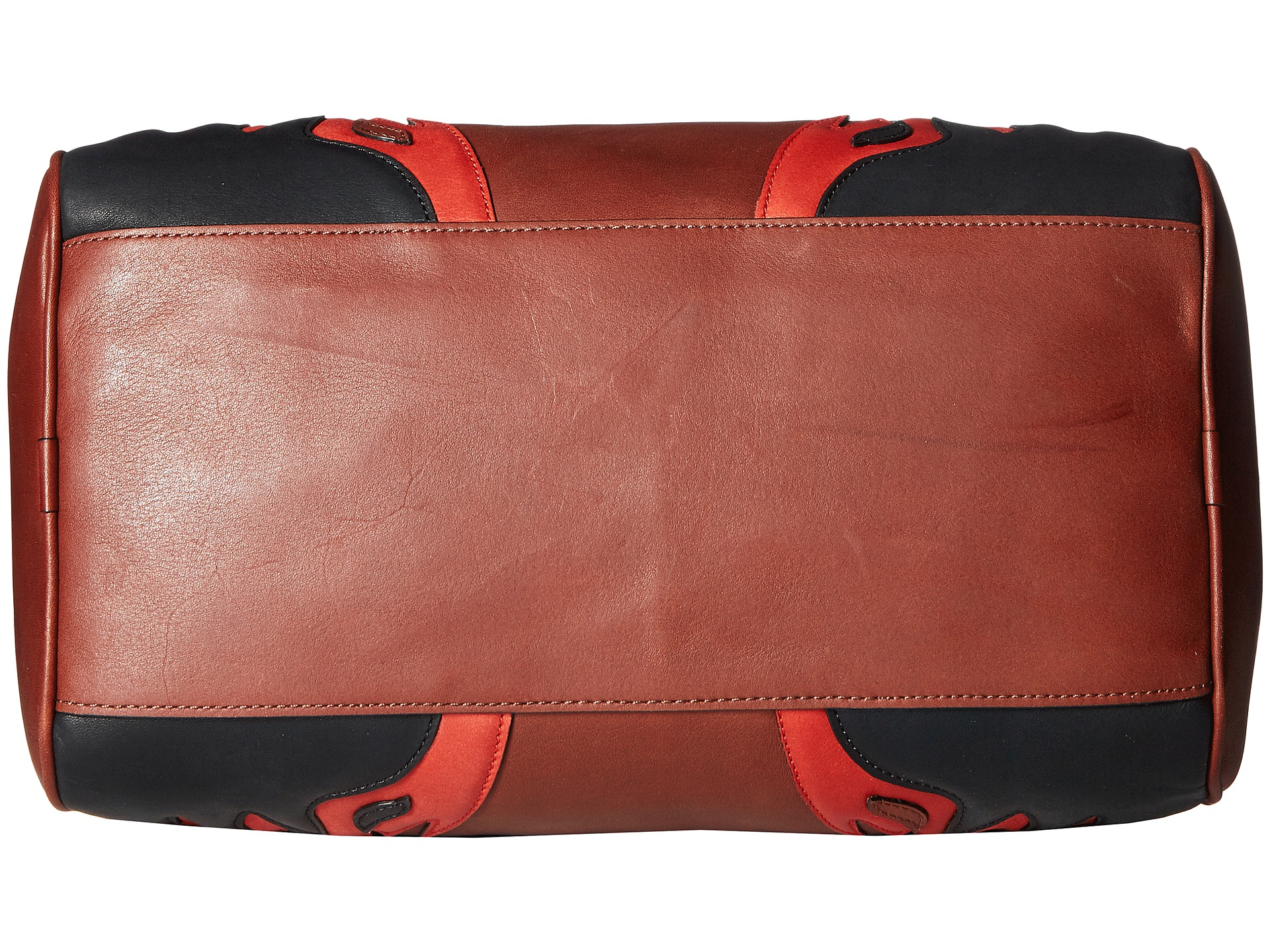 Just Cavalli Calf Leather with Fires Crossbody at 6pm.com