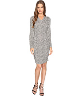 Just Cavalli - Long Sleeve Baby Cat Printed Jersey Dress